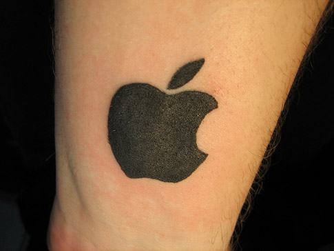 Tatoo apple